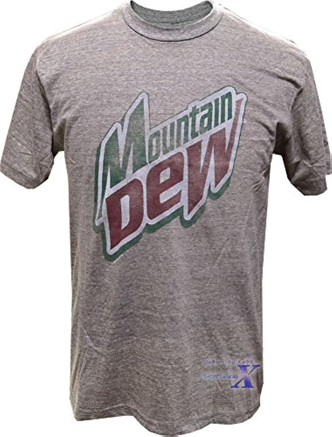 まだ太字引き潮【米国マウンテンデュー公式Tシャツ】2000