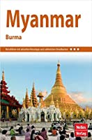 Nelles Guide Reisefuehrer Myanmar - Burma