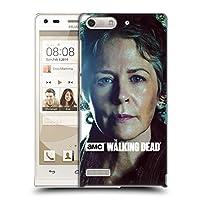 オフィシャルAMC The Walking Dead キャロル キャラクター Huawei Ascend G6 専用ハードバックケース
