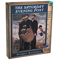 The Saturday Evening Post Bottom of the Sixth Puzzle- 1026 pieces [並行輸入品]