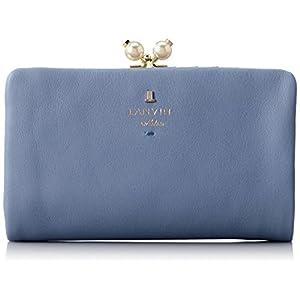 [ランバンオンブルー] LANVIN en Bleu シャペル 二つ折り財布 480723 85 (ブルー)
