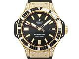 ウブロ ビッグバン キング 322.PX.1023.RX.0900 ブラック メンズ 腕時計 [並行輸入品]