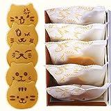 猫 どら焼き どらネコ ねこ ドラ焼き お菓子 和菓子 5個 化粧箱入り