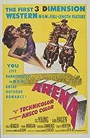 キャンバスに映画ポスタージクレープリント - 映画ポスター複製壁の装飾(アリーナ2) #XFB