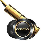 ONKYO ハイレゾ対応ハイブリット方式インナーイヤーヘッドホン  E900MB