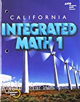 Integrated Math 1 California Interactive Worktext (Holt Mcdougal Integrated Math 1)