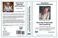 Integration of Spirituality and Personal Life-Feb 2003 DVD [並行輸入品]