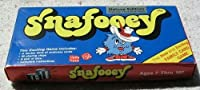 Deluxe Snafooey the Fast Paced Game of Exciting Destruction Vintage 1982