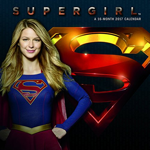 Supergirl 2017 Calendar