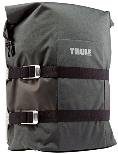 THULE PACK N PEDAL(スーリー パックンペダル) キャリアバッグ アドベンチャー ツーリング パニア 1P L ブラック 013502
