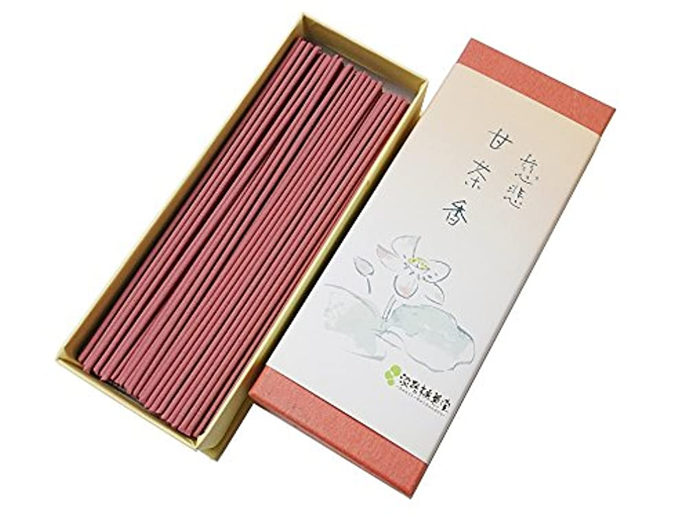 退却散歩深く淡路梅薫堂のお線香 慈悲甘茶香 50g FBA amazon prime お香スティック 香りの良い御線香 いい香り いい匂い 高級線香 #24