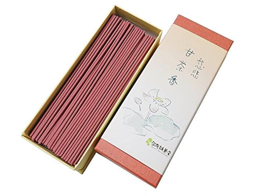 ラジウム甘やかすチーズ淡路梅薫堂のお線香 慈悲甘茶香 50g FBA amazon prime お香スティック 香りの良い御線香 いい香り いい匂い 高級線香 #24