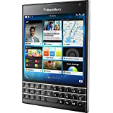 BlackBerry Passport【amazon.co.jp出品/販売分のみ日本正規代理店品】 Black SIMフリースマートフォン ブラックベリー 32GB Touch-Enabled QWERTY キーボード caseplay FOX