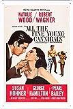映画の金属看板 ティンサイン ポスター / Tin Sign Metal Poster of Movie All the Fine Young Cannibals