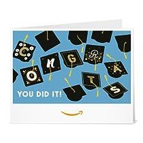 Amazonギフト券- 印刷タイプ(PDF) - 卒業おめでとう