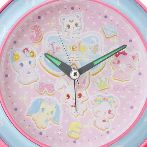 ジュエルペット 目覚まし時計 (クッキー)