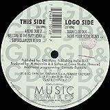 DOLCE&GABBANA Music-Remixes (1996) / Vinyl Maxi Single [Vinyl 12'']