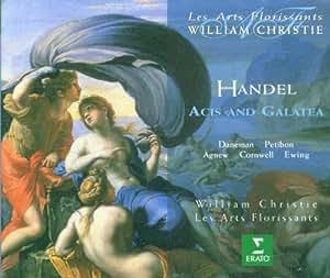 Handel: Acis and Galatea / Christie, Les Arts Florissants