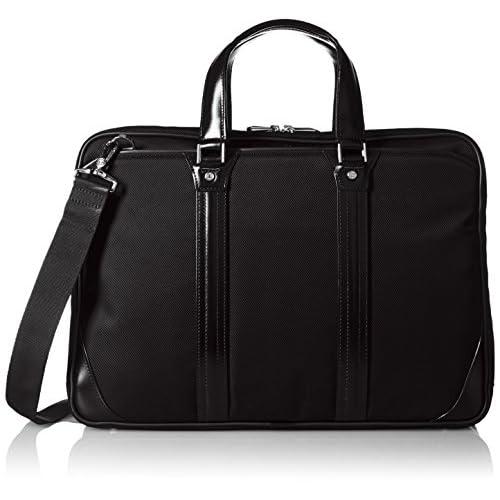 [ウルティマ トーキョー] ultima tokyo ビジネスバッグ 10L  B4サイズ収納可 チェスター 54735 テフロン加工 54735 01 (ブラック)