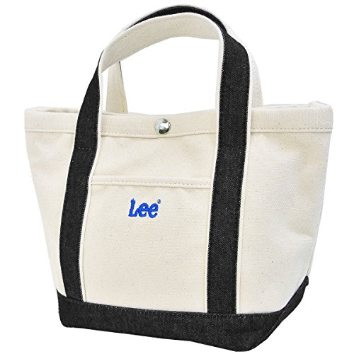 lee-0425287sy Free Black (リー) Lee キャンバス ミニ トートバッグ トート 鞄 lee-0425287sy