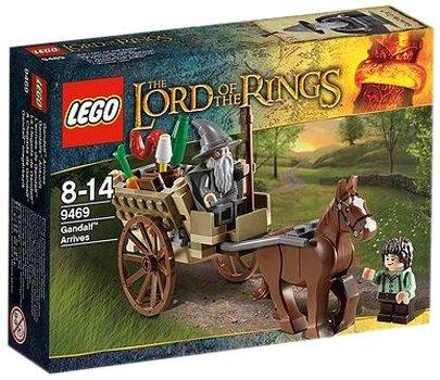 レゴ ロード・オブ・ザ・リング ガンダルフの登場 9469