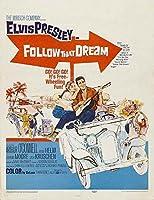 Follow That Dream (ムービーポスター27x 40インチ–69cm x 102cm ( 1962年)