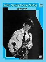 Alto Saxophone Solos, Level 2