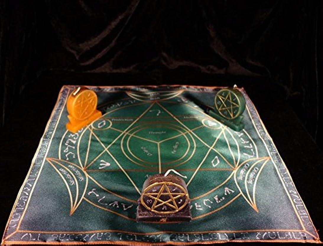 考える時系列岩Pagan Ritual MagicウィッカMystic trikvetr increased Sexual Interest r-006