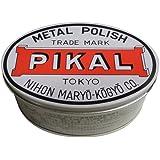 日本磨料工業 油性タイプネリ製金属磨き ピカールネリ 250g