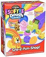 cra-z-art softeedough Super Play Shop 3オンスDough缶childrens-art ( 13Piece )
