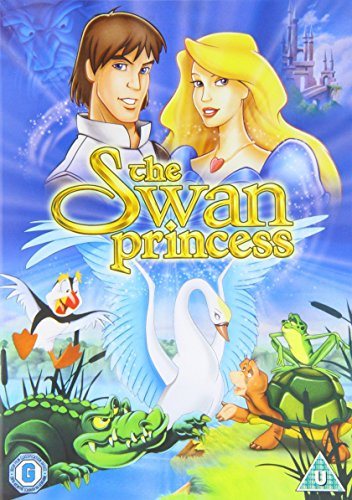 The Swan Princess [DVD] [Import]