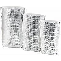 パール金属 アルミインナー保冷パック 3サイズセット MP-439
