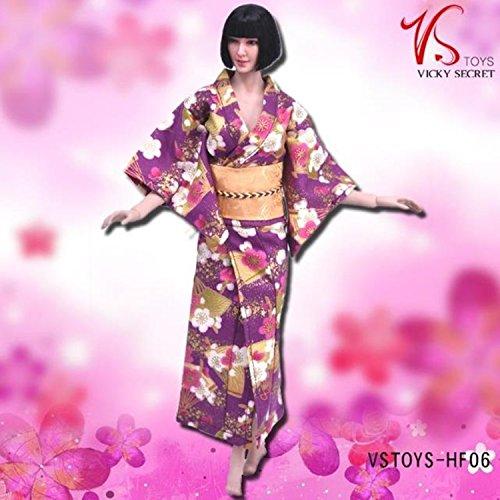 【王者堂】 VStoys 和服 浴衣 1/6 女性 素体 フ...