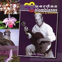 Cuerdas Colombianas-Guitarra Y Orquesta-Las Mas Be