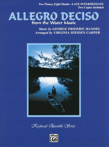ヘンデル : 「水上の音楽」より終曲/CPPべルウィン社/2...