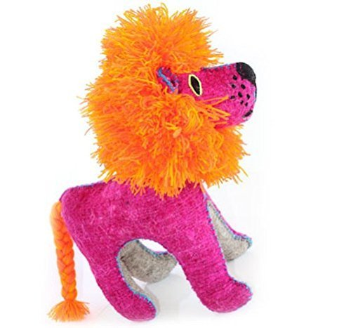 RoomClip商品情報 - Twoolies Plush Colorful Natural Wool Lion Mini Giant by Twoolies [並行輸入品]