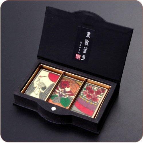 【最高級チョコレート使用】江戸文化の粋を味わうチョコレート『華歌留多(はなかるた)三光』