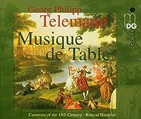 Musique De Table 1-4