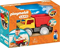 Playmobil Sand: Dump Trucl