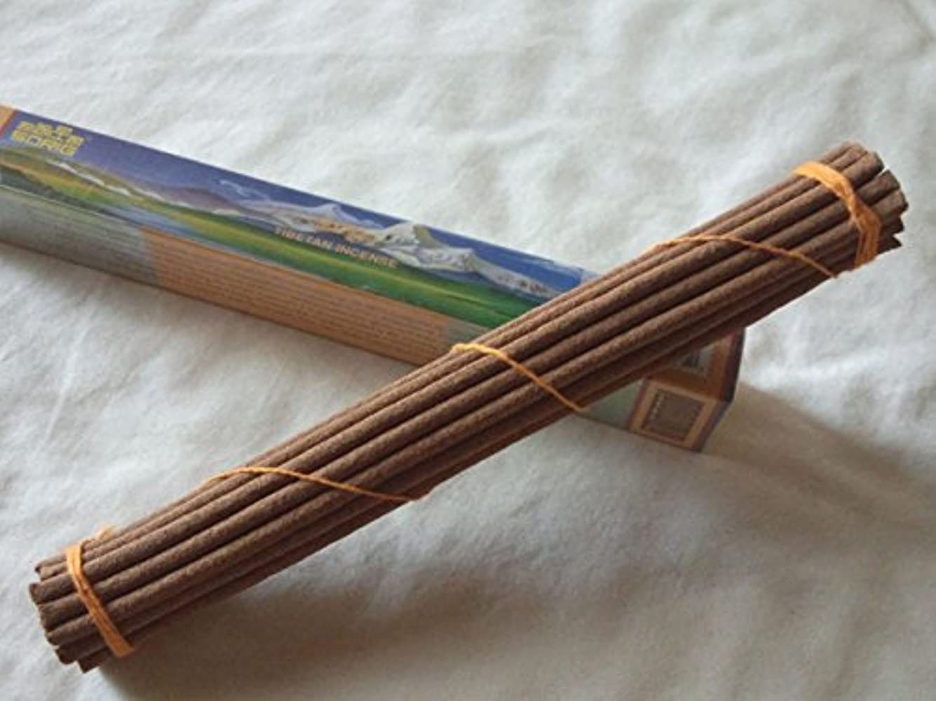 闘争損なうオーナメントMen-Tsee-Khang/メンツィカンのお香-シングル SORIG Tibetan Incense small 約20本入