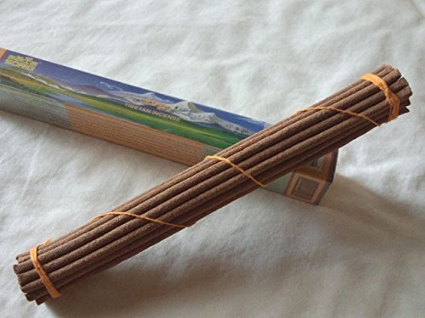 判決従者ネイティブMen-Tsee-Khang/メンツィカンのお香-シングル SORIG Tibetan Incense small 約20本入