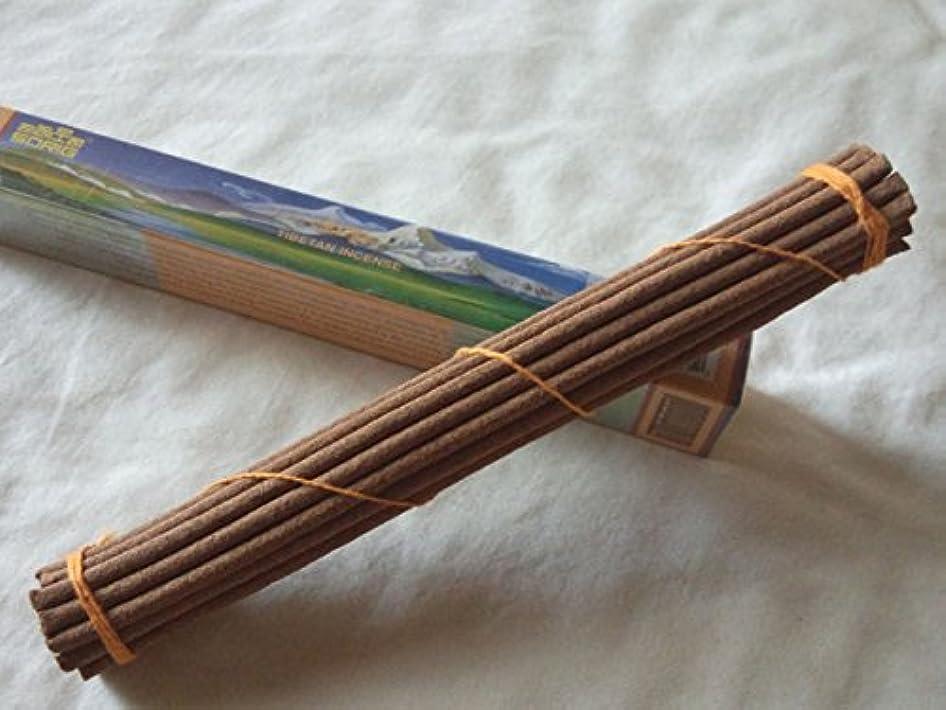 程度レンチリズミカルなMen-Tsee-Khang/メンツィカンのお香-シングル SORIG Tibetan Incense small 約20本入