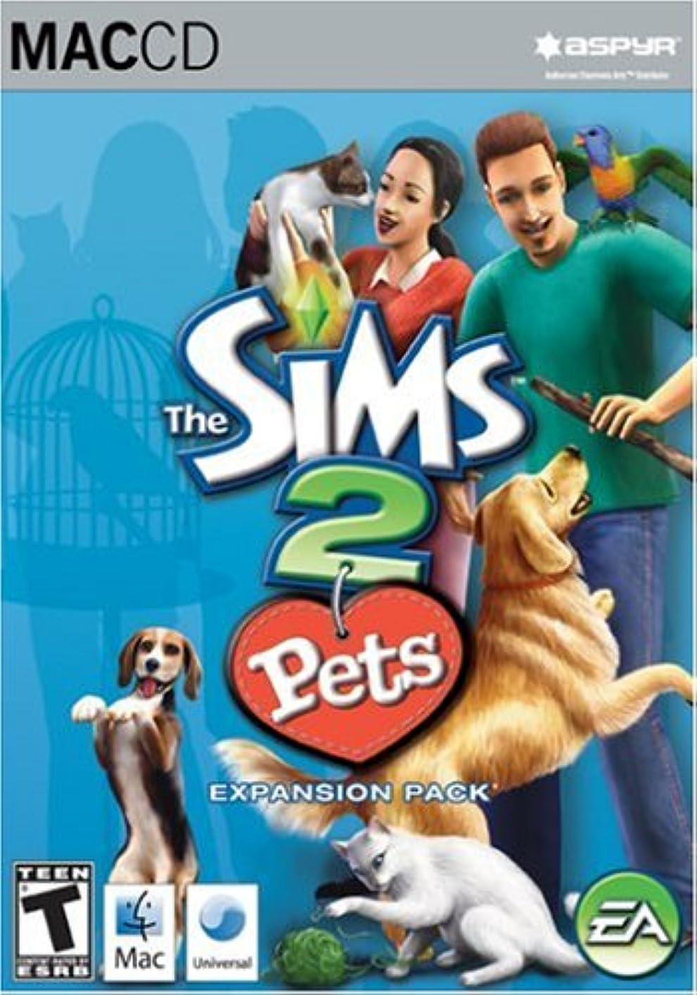 死にかけている注入手The Sims 2 Pets Expansion Pack (Mac) (輸入版)