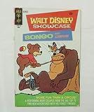 【ボンゴ/子ぐま物語 WALT DISNEY SHOWCASE - BONGO & LUMPJAW】 中古アメコミ GOLD KEY <1971年> ディズニー
