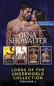 Lords Of The Underworld Bundle #4/The Darkest Craving/The Darkest Touch/The Darkest Torment/The Darkest Promis