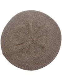 ドリームウォーク ウールシンプルベレー帽 Freeサイズ 10色 レディース ウール