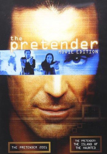 Pretender: 2001 & Pretender - Island of the Haunt [DVD] [Import]