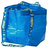 [イケア]IKEA キャリーバッグ S ブルー(40185474) IKEA (イケア) BRATTBY