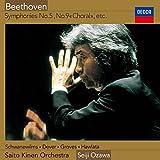 ベートーヴェン:交響曲第5番「運命」&第9番「合唱」他 画像