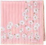 (レノマ)renoma(レノマ) 花柄レディス ハンカチ REL5500-105057-7203 01PI ピンク 52X52㎝